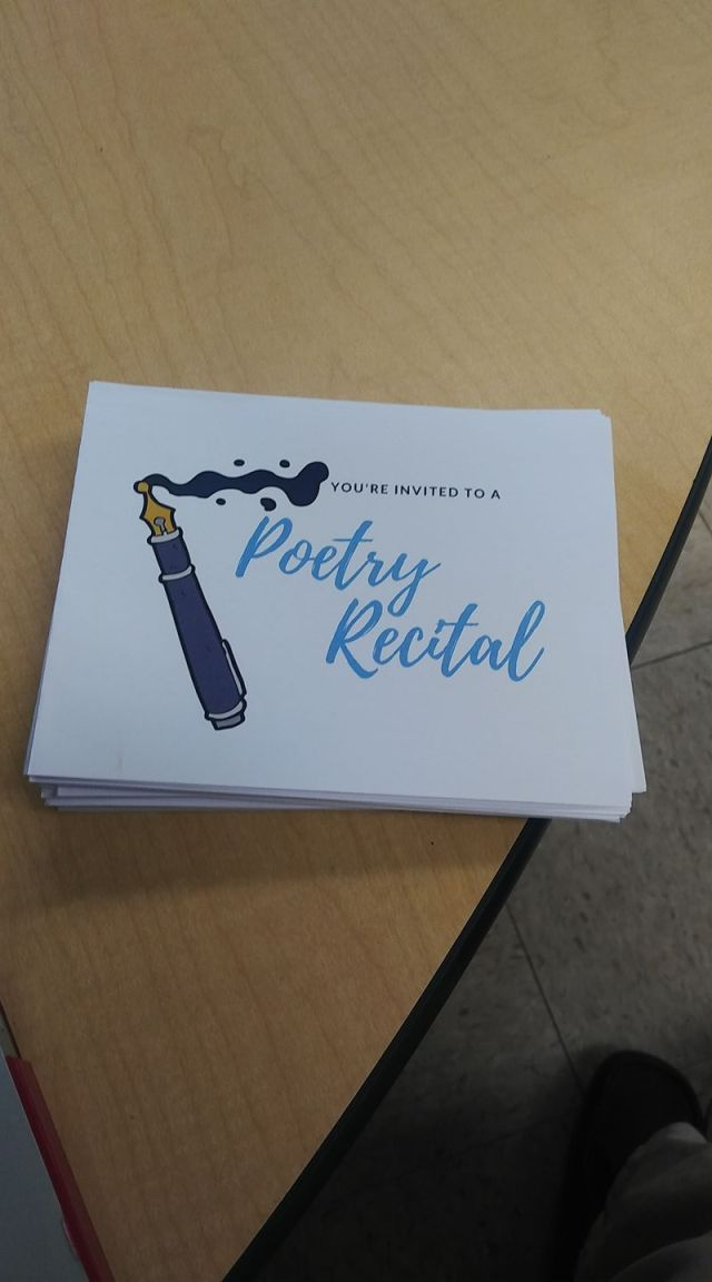 PoetryRecitalInvitation